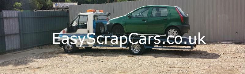 Fiat Punto Scrap Cars